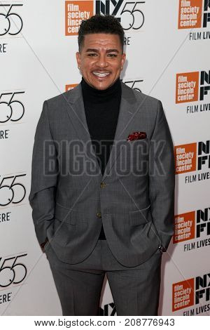Co-writer Virgil Williams attends the