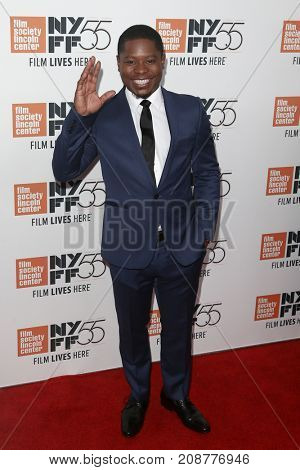 Actor Jason Mitchell attends the