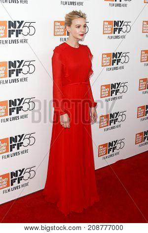 Actress Carey Mulligan attends the