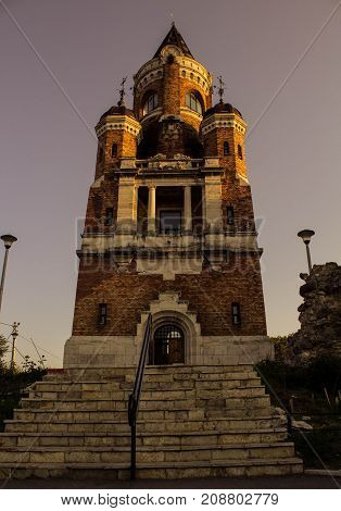 Tower of Sibinjanin Janko in Zemun, Belgrade