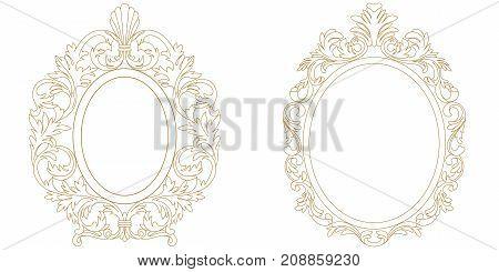 Golden vintage oval pattern frame, border oval pattern frame, engraving oval pattern frame, oval ornament pattern frame, pattern oval frame, antique oval pattern frame, baroque oval pattern frame, decorative oval pattern frame.