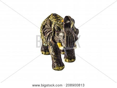 Elephant, A Symbol Of Good Luck. Feng Shui.