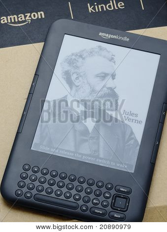 EBook-Reader - Amazon Kindle