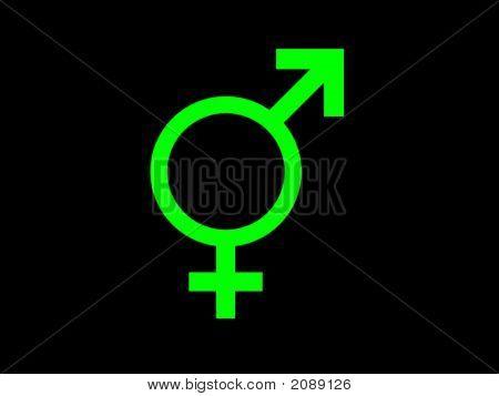 Symbol Male Female Genders