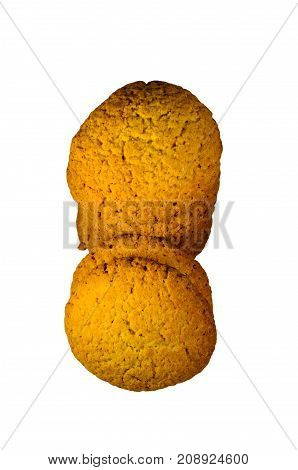 Pile Of The Honey Cookies