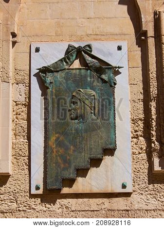 Palazzo Carafa Palace, Monastero Dei Celestini Monastery Of Lecce. Puglia, Italy.