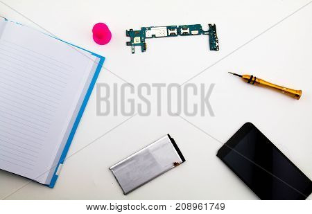Mobile phone shop Repair and Service Business model
