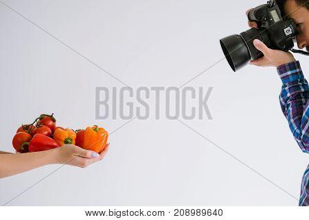 food photography stylist professional photographer photo studio art concept