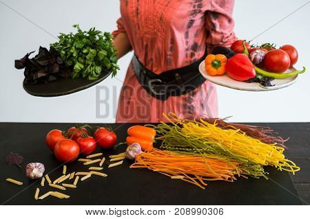 healthy food photography photo studio stylist art blog concept