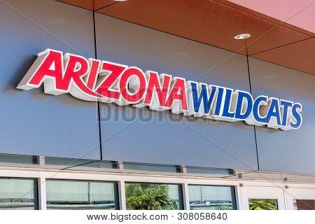Arizona Stadium At University Of Arizona