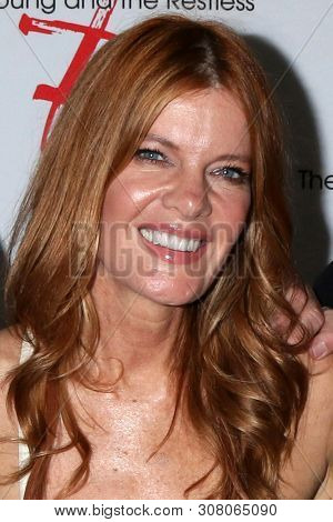 LOS ANGELES - JUN 23:  Michelle Stafford at the Young and The Restless Fan Club Luncheon at the Marriott Burbank Convention Center on June 23, 2019 in Burbank, CA