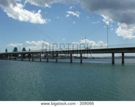 The Entrance Bridge
