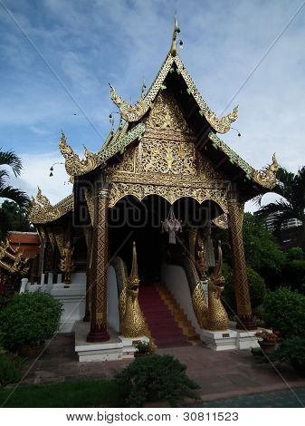 Wat Kate Garam Temple