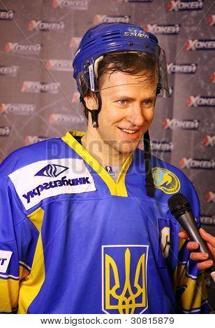 Sergiy Klymentiev Of Ukraine