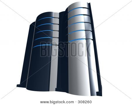 Black Server