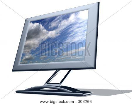 3d Tv With Sky