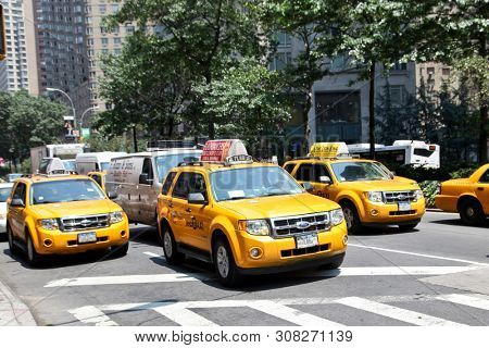 NEW YORK, NY - JULY 11 Image & Photo (Free Trial) | Bigstock