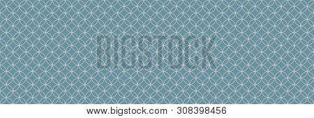 Widescreen Geometric Background. A Modest Screensaver For Interior Decoration, Advertising, Covers,