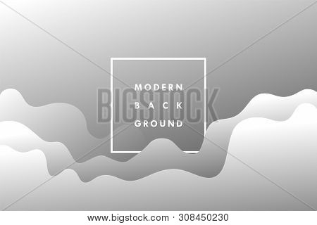 White Black Background, Modern Texture Background, Color Gradations Elegant Backgrounds Web Template
