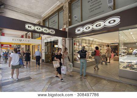 Shopping Street Jaime Iii Kogo Camper Rituals