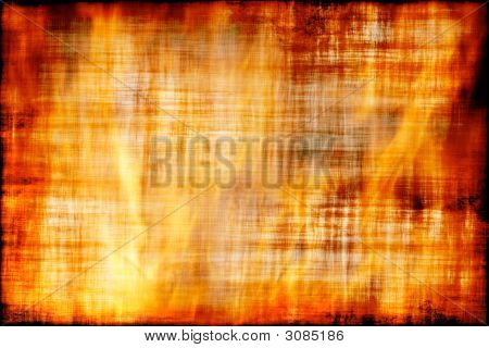 Grungy Flame
