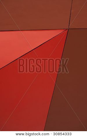 abstract red and brown pattern