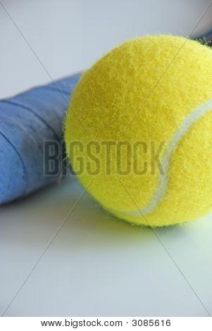 Ball With Racket Handle