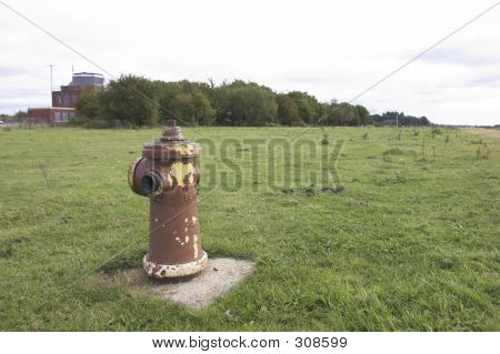 Hydrant And Tower