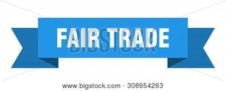 Fair Trade Ribbon  Vector & Photo (Free Trial) | Bigstock