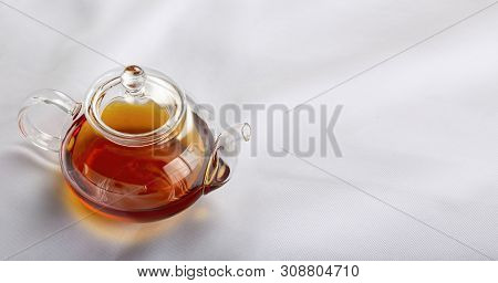 Infuser, Heat Resistant, Clear, Japanese, Heat Proof, Small Glass, Strainer, Warm, Leaf Herbal, Tea