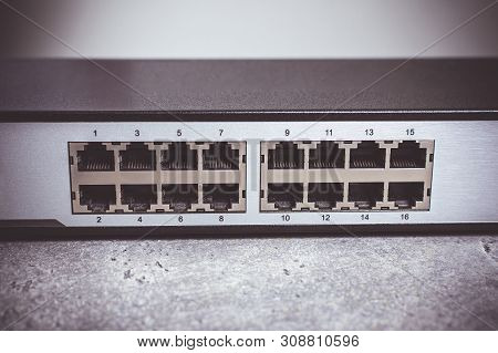 Fast Gigabit Ethernet Switch 16 Port