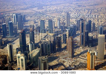 Business District Of Doha