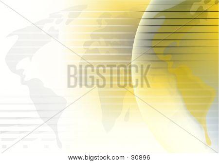 Globe Background