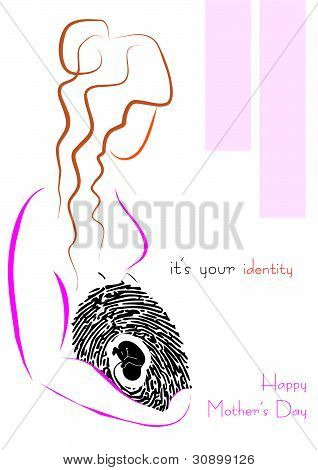 Mother's Day - its your identity