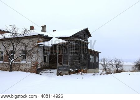Old Building In Sviyazhsk