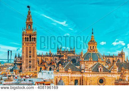 Seville Cathedral (catedral De Santa Maria De La Sede De Sevilla