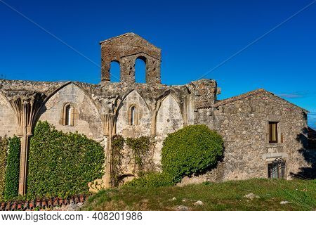 The Xavier De Salas Foundation In Trujillo, Caceres Region, Extremadura, Spain.