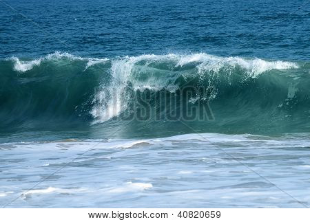 Big Waves Ocean
