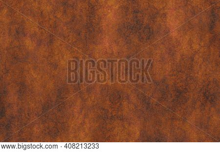 Metal rust background. Rusted iron texture.