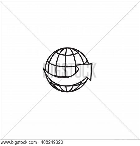 Web Icon Isolated On White Background From Education Collection. Web Icon Trendy And Modern Web Symb