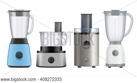 Meal Juicer. Kitchen Appliances For Preparing Healthy Liquid Food Juice Blender And Mixers Decent Ve