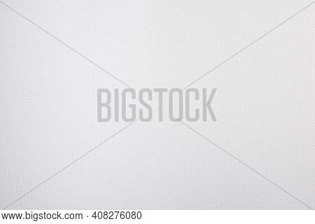 White Sheet And Drawing Paper With Rough Surface Texture Background.