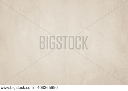 Close Up Retro Plain Cream Color Cement Wall Background Texture For Show Or Advertise Or Promote Pro