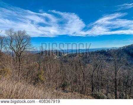 Winter In Boone North Carolina