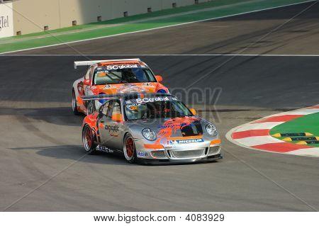 Porsche Carrera Cup Asia Race 2008