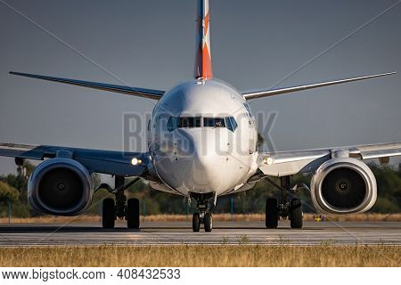 Boeing 737 Of Smartwings