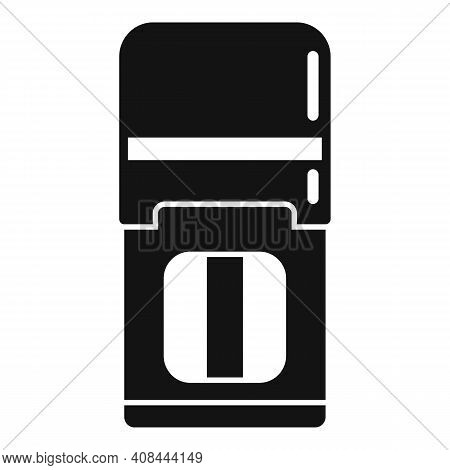 Notary Stamp Icon. Simple Illustration Of Notary Stamp Vector Icon For Web Design Isolated On White