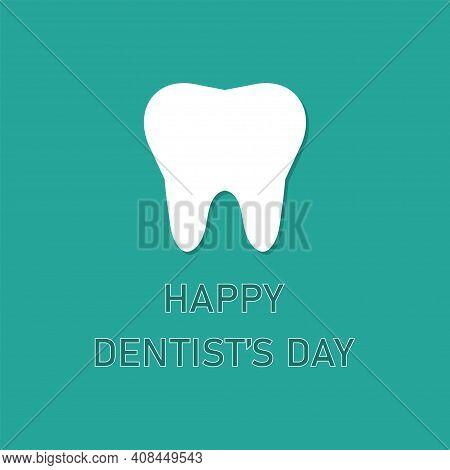 International Dentist Day Vector Template Design Illustration