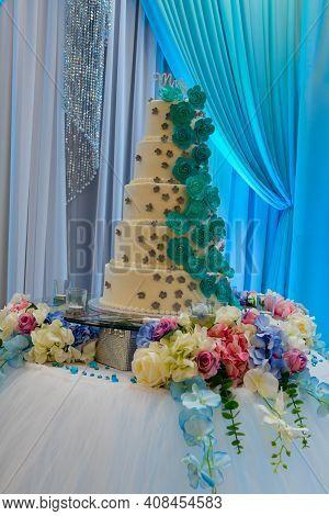 Wedding Beautiful Cake Food Party Sweet Bakery