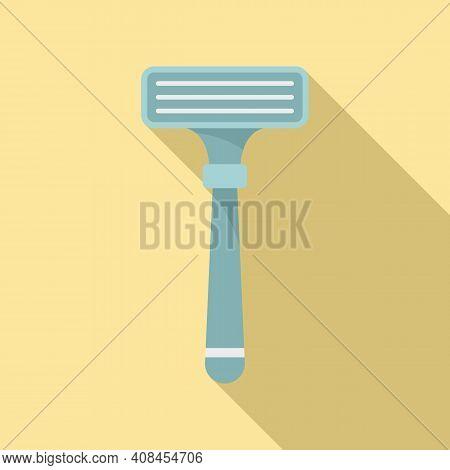 Blade Razor Icon. Flat Illustration Of Blade Razor Vector Icon For Web Design